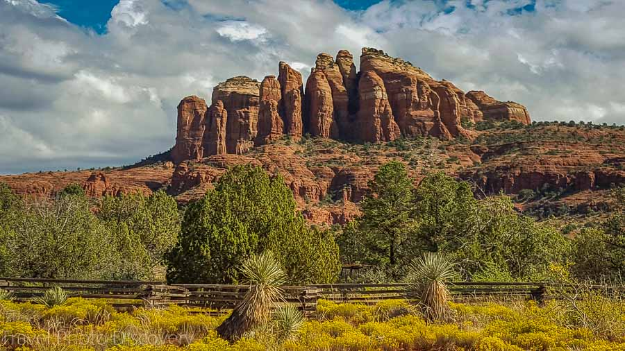 Just outside of Oak Creek Village Sedona resorts