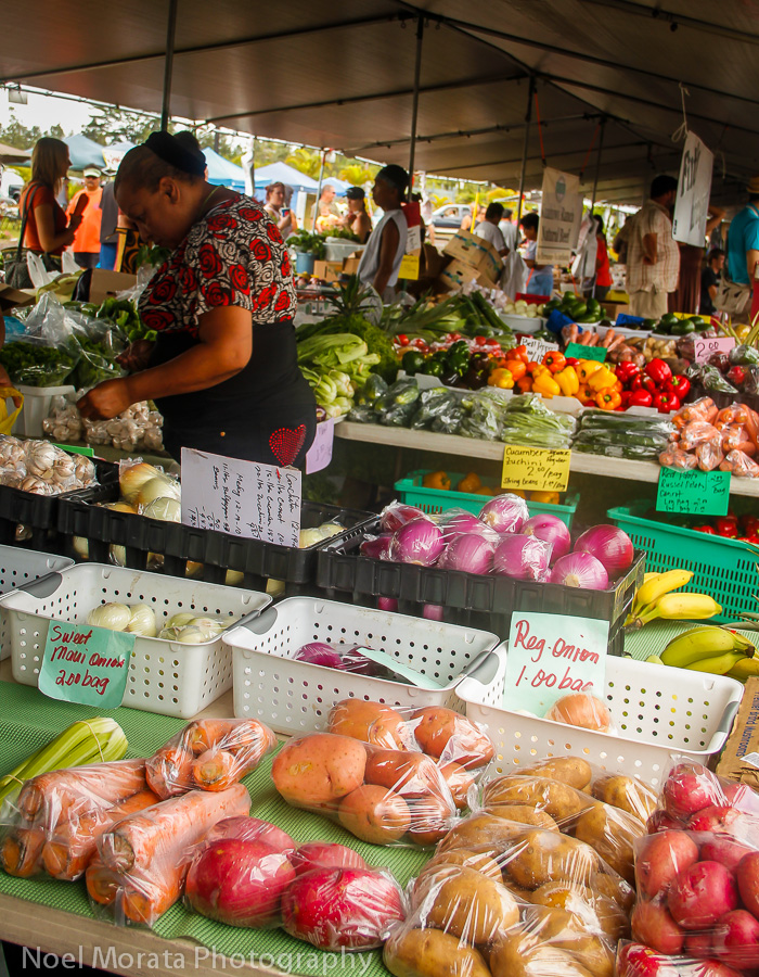 Farmers Markets in Hawaii