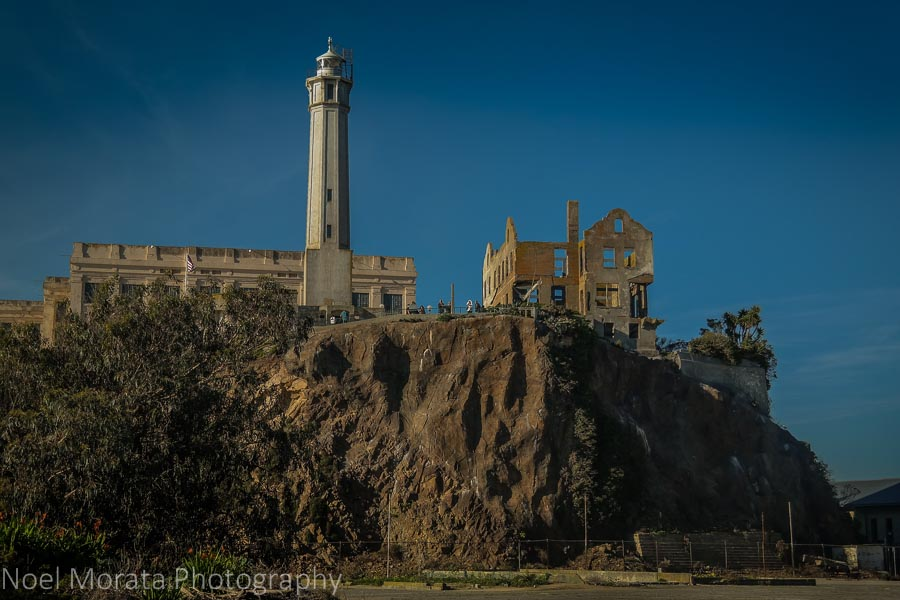 Visiting Alcatraz island - 20 quirky, fun and trendy places to explore in San Francisco