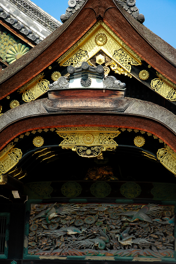 Nijo Castle in Kyoto, Travel Photo Mondays #21