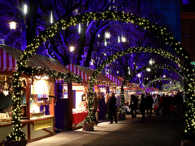 Christmas markets and celebrations around the world
