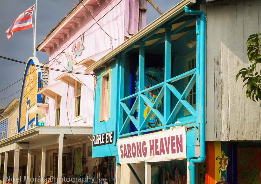 Distinctive towns of Hawaii Island, Travel Photo Mondays #29