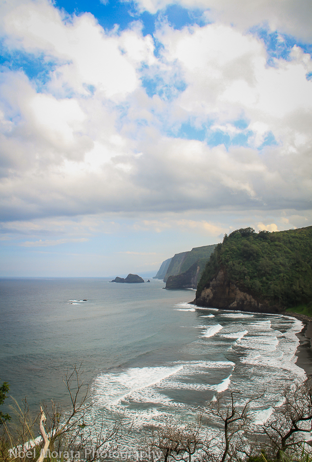 A visit to Polulu Valley in Hawaii