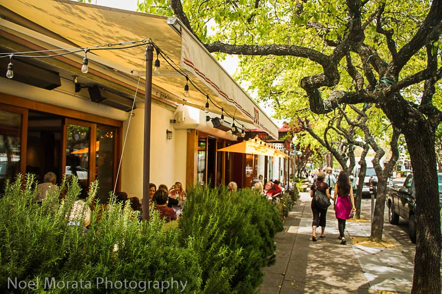 4th Street in Berkeley, Travel Photo Mondays