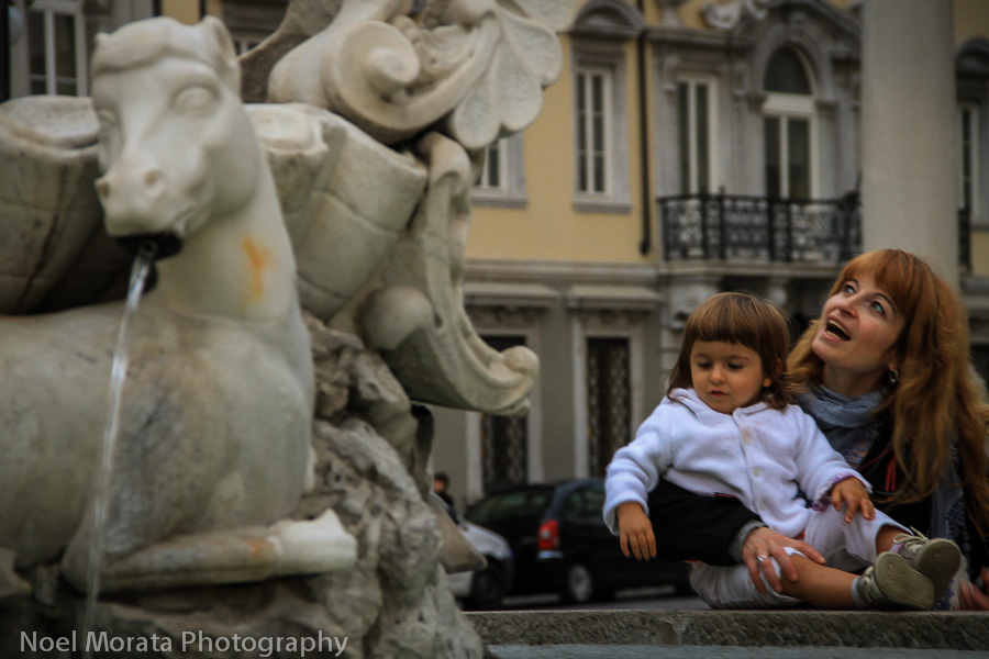 Hanging out in Trieste waiting for a moment to capture
