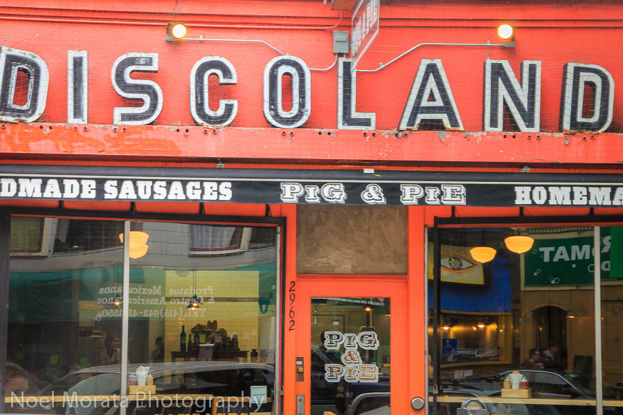 Discoland on 24th Street