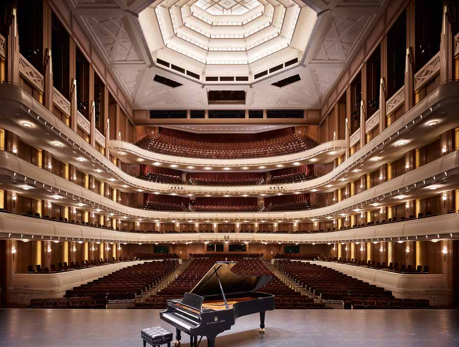 Reynolds Hall, Las Vegas Performing Arts Center