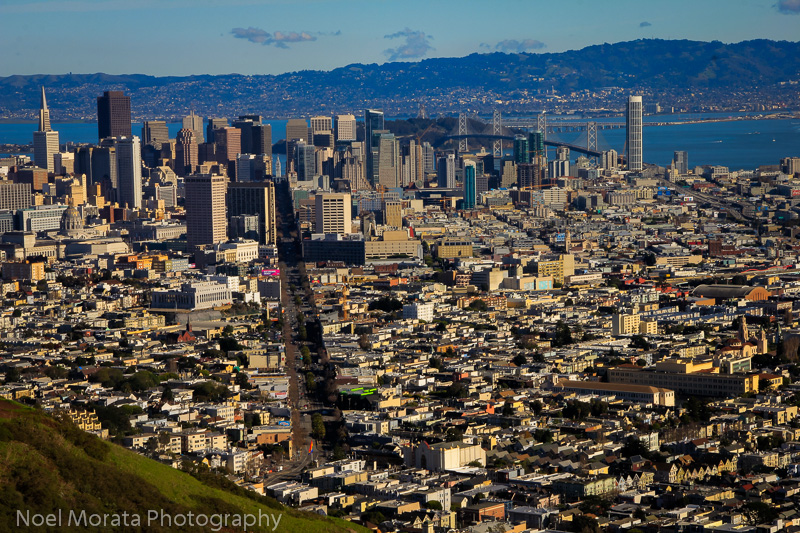 Cool places to visit in San Francisco with a view