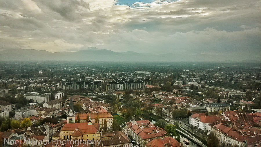 First impression of Ljubljana, Slovenia –  Travel Photo Mondays