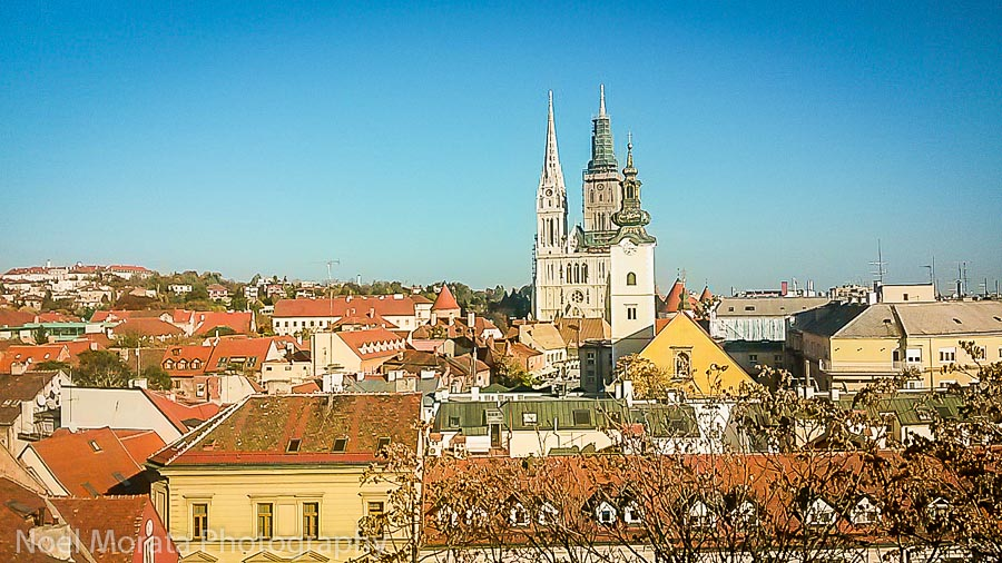 First Impressions of Zagreb, Croatia