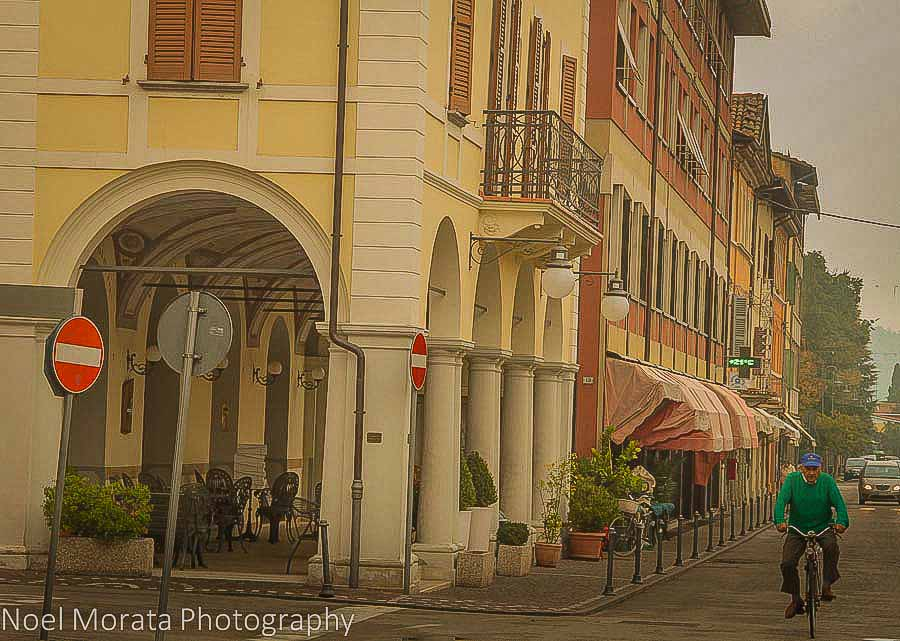 Exploring the quaint streets of Riolo Terme