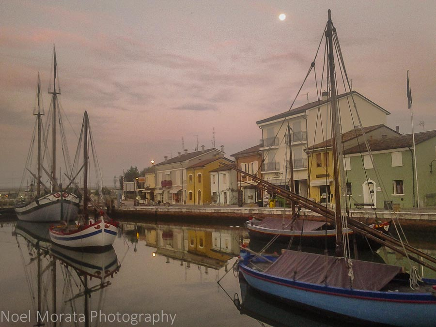 A morning walk in Cesenatico, Italy – Travel Photo Mondays