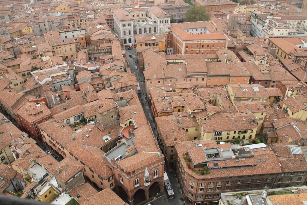 Towers of Bologna and the panoramic views - Travel Photo Mondays