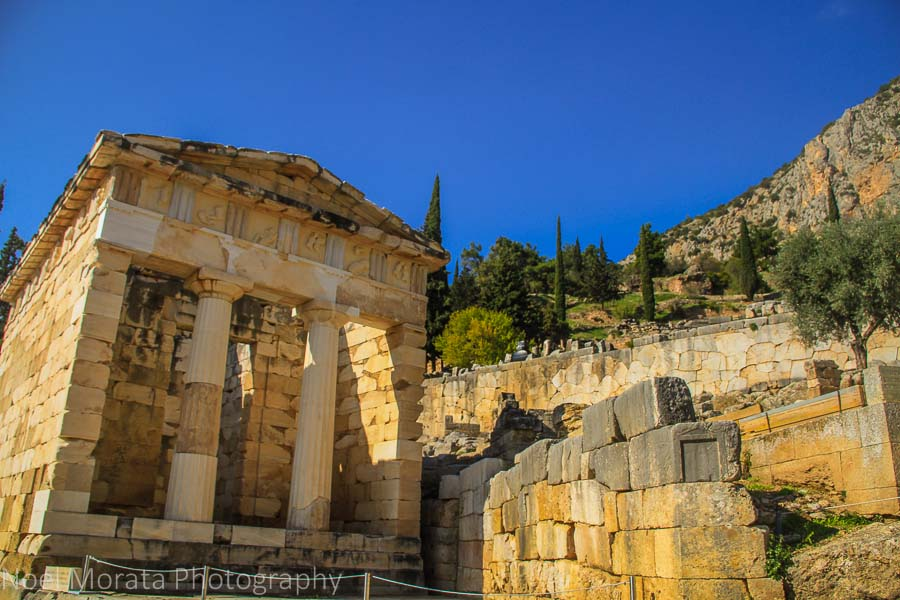 A visit  to the Oracles of Delphi – Travel Photo Mondays