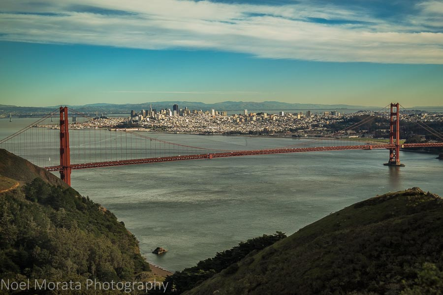A Golden Gate New Years walk – Travel Photo Mondays