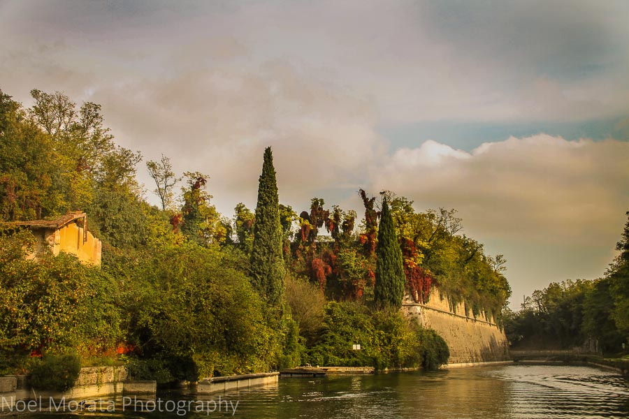 A cruise around the ramparts of Lake Garda in Peschiera