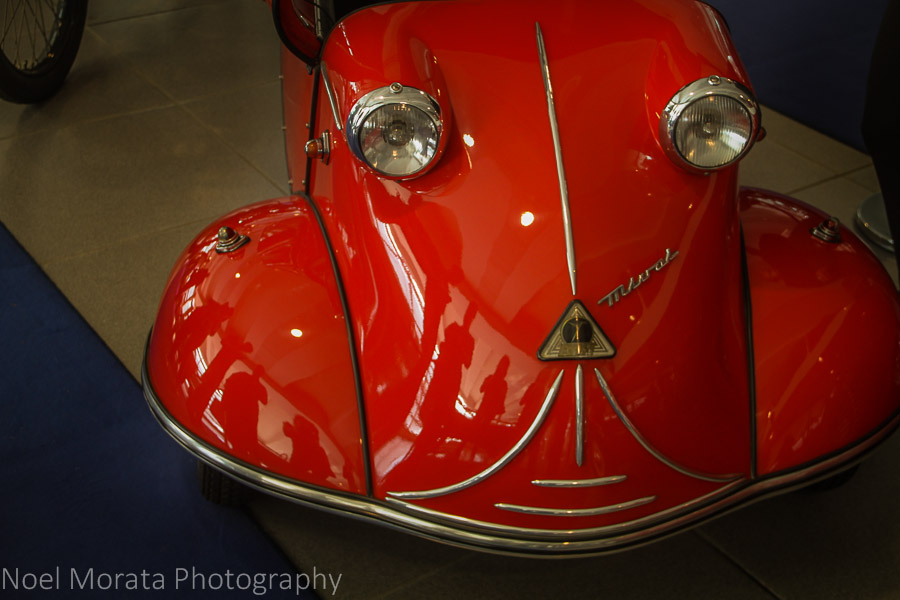 automotive museum at Museo Nicolis