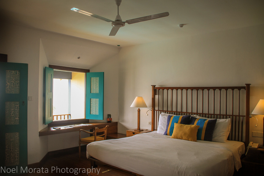 Bedroom suite at Jetwing Lighthouse