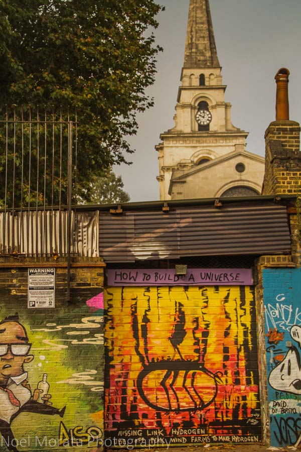 East End London, Travel Photo Mondays