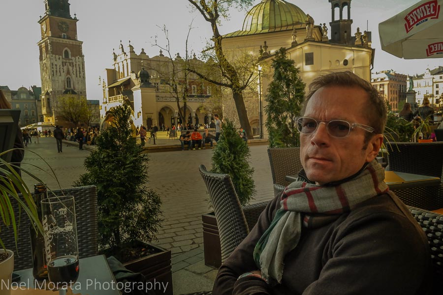 Krakow, Poland - a first impression, Dining venues surrounding the old town