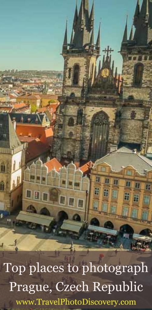 Top places to photograph Prague, Czech Republic