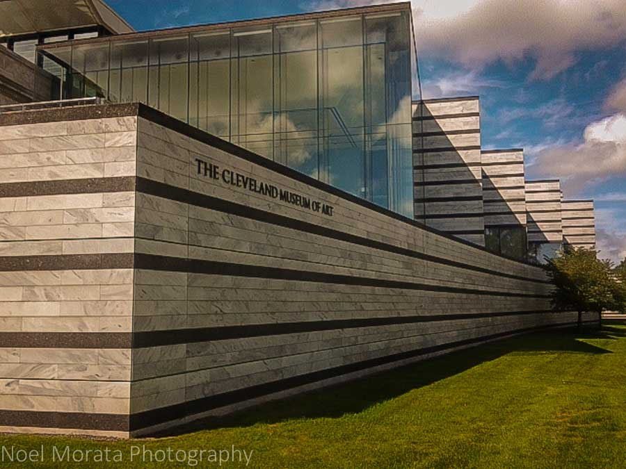 Contemporary design at the Cleveland Museum of Art