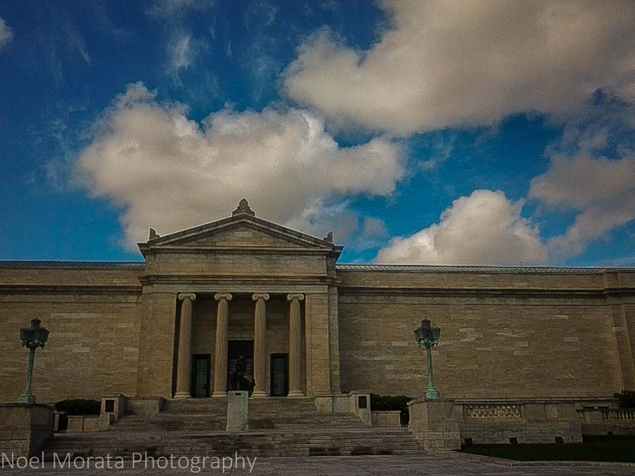 Cleveland Museum of Art - A visit to Cleveland, Ohio