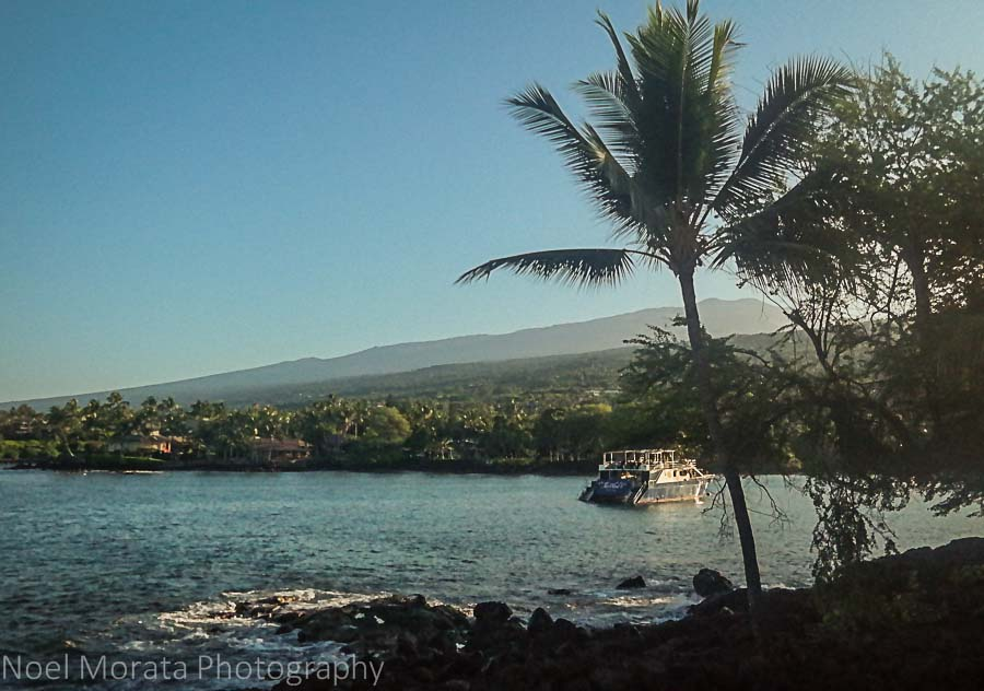 Travel Photo Postcard – Keauhou, Hawaii
