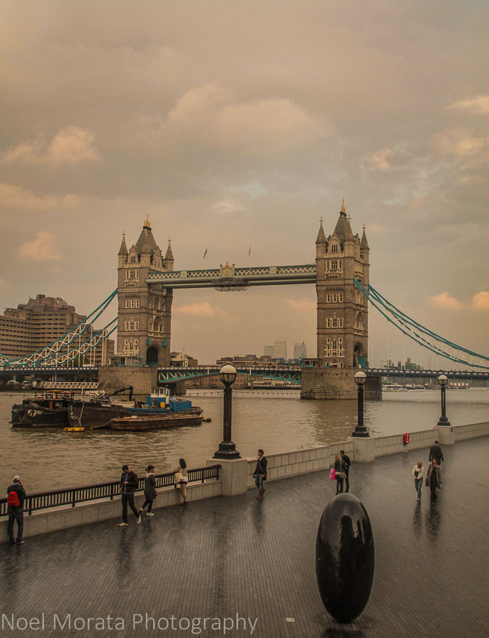 Tower bridge - Cool attractions to explore in South bank