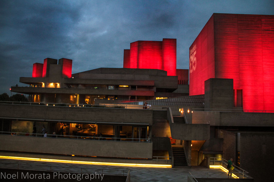 National theater South bank- Cool attractions to explore in South bank