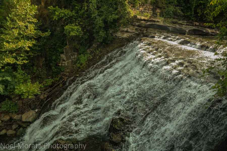 Mill Creek Falls - Cleveland Metro parks