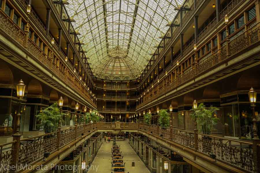 Old world charm in Cleveland - A visit to Cleveland, Ohio