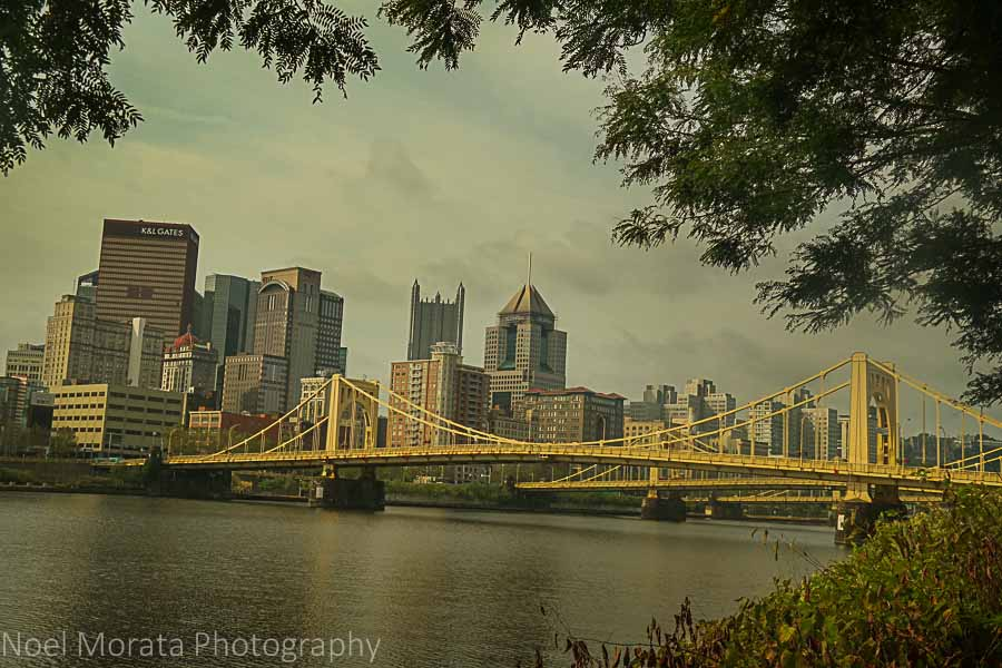 A first impression of Pittsburgh