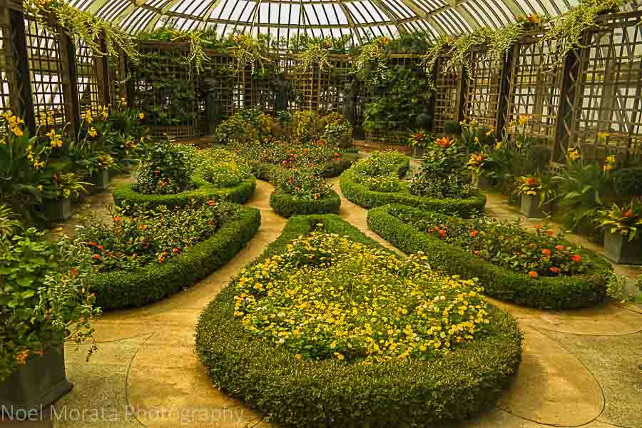Topiary room - Phipps conservatory, Pittsburgh