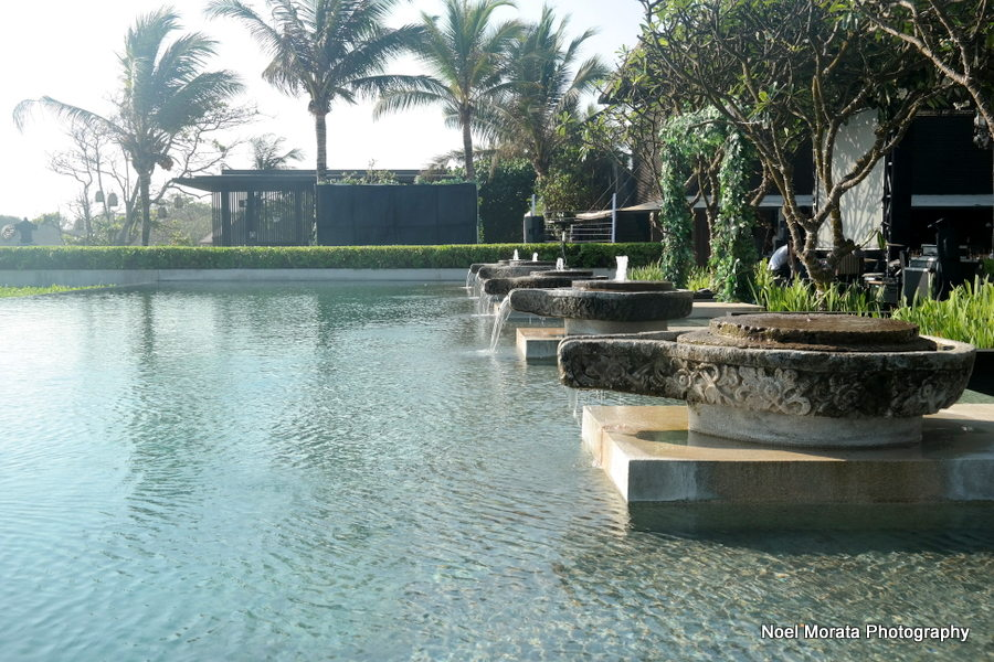 Alila Hotel and journey