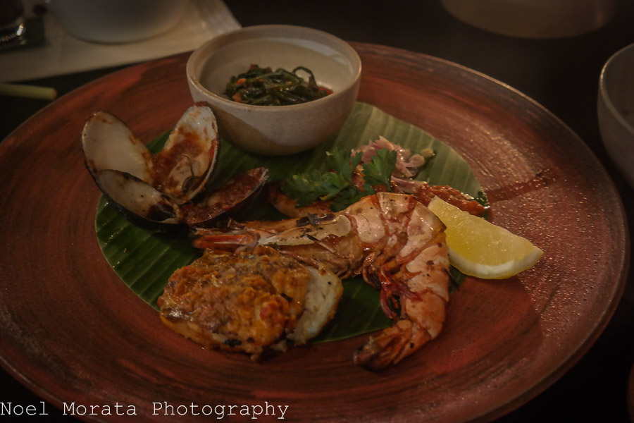 Seafood Saturday at Alila Soori - Alila Hotel and journey
