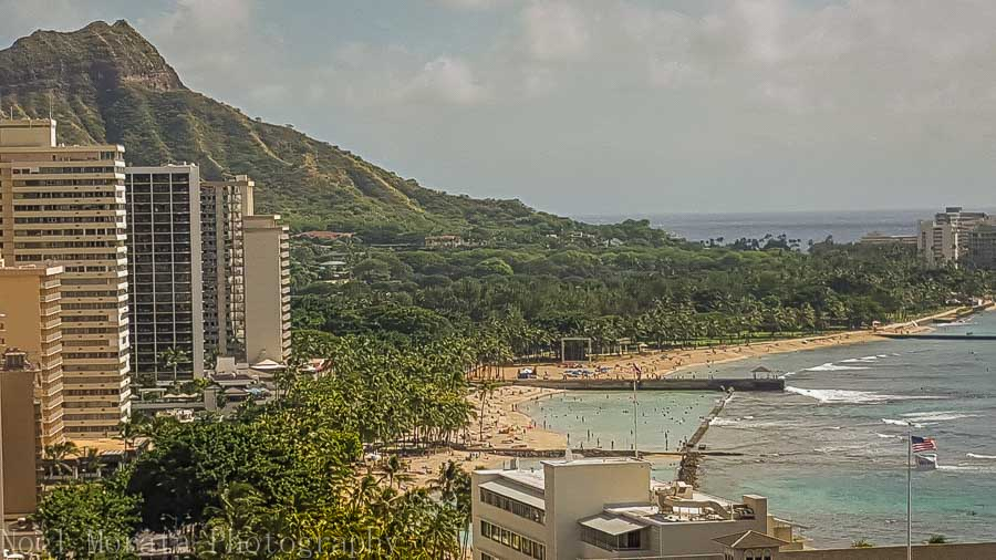 Waikiki weekend at the Holiday Inn Beachcomber
