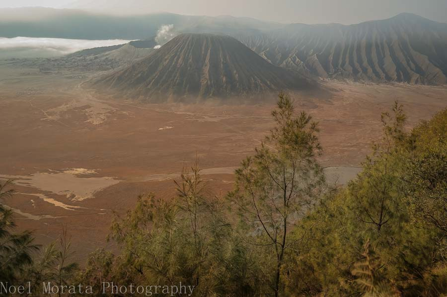 Visiting Mt. Bromo, Indonesia
