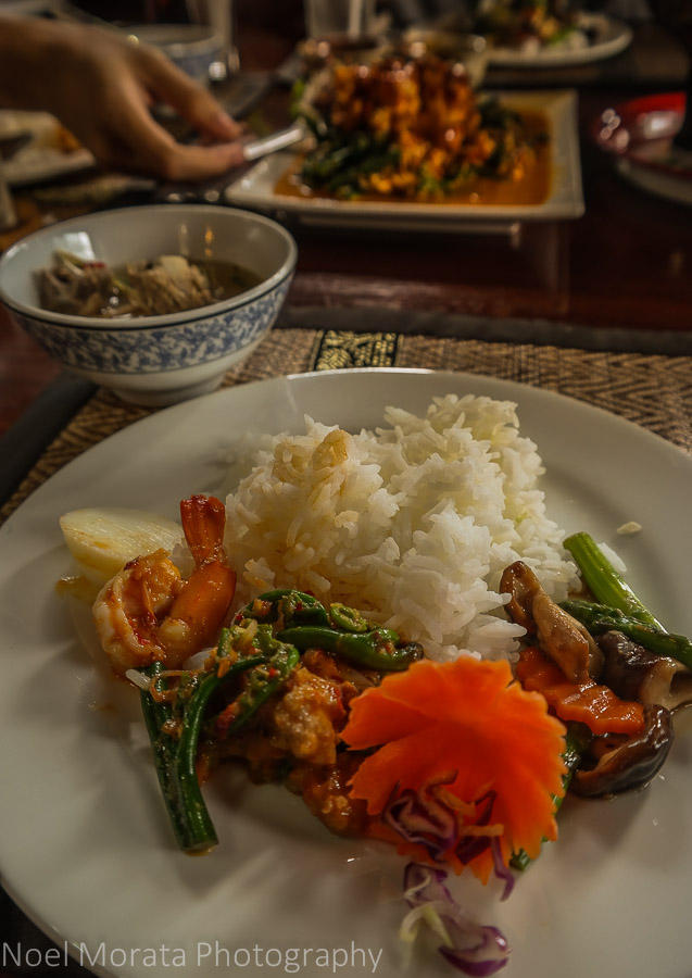 Thai curries from Thailand - food destinations from around the world