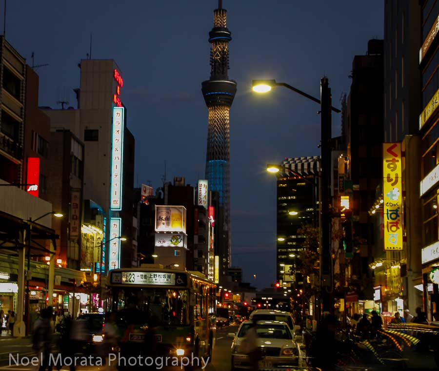 Asakusa district - Best places to photograph Tokyo Japan