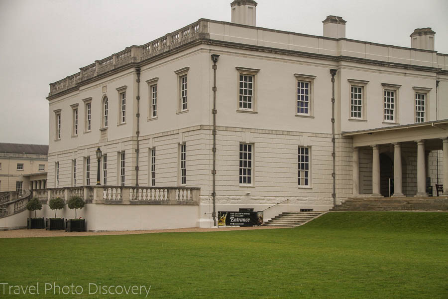 Queen's House Things to do in Greenwich London