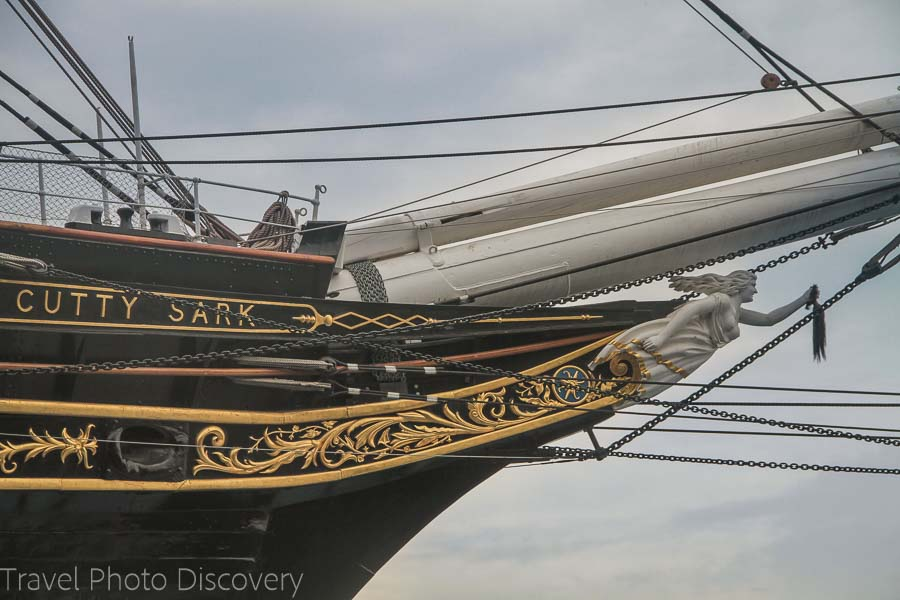 The Cutty Sark Things to do in Greenwich London