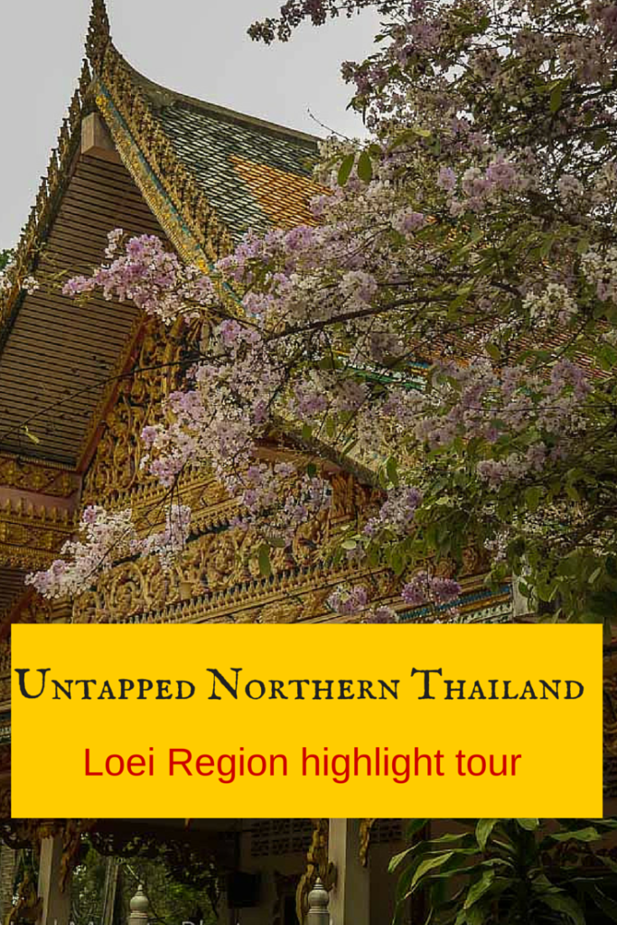 Untaped Northern Thailand