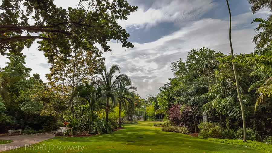 Visiting Miami – Miami Beach Botanical Garden