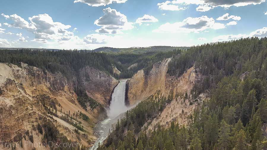 Yellowstone's Grand Canyon, Yellowstone National park
