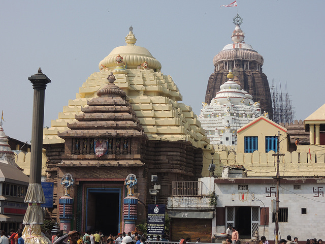 7 Magnificent Temples of India lord-jagannath-temple