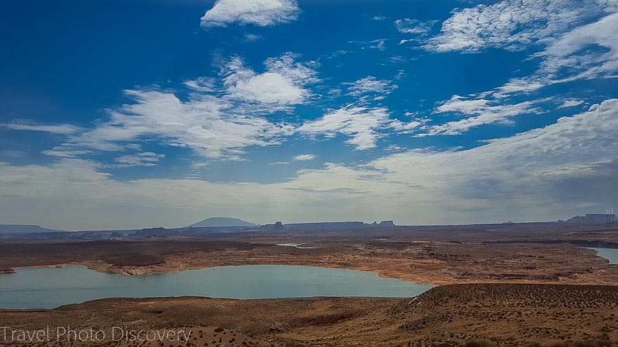 Lake Powell and Glen Canyon National Recreation area
