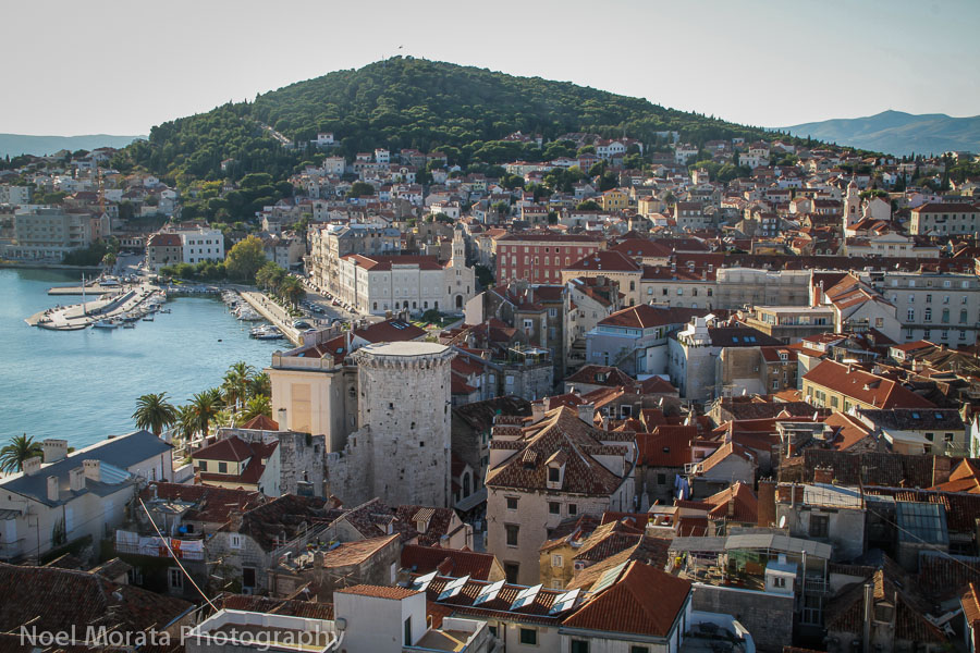 Split Fall road trip through Croatia