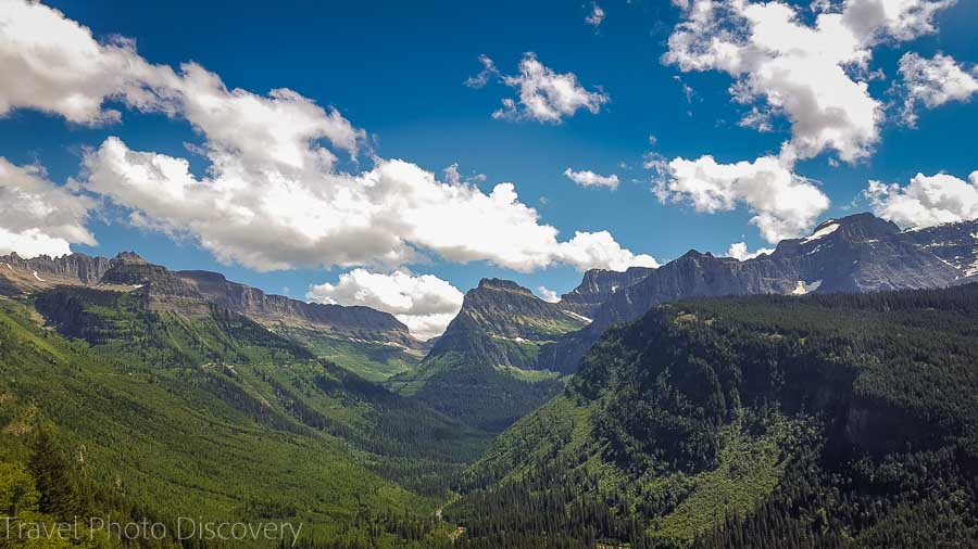 A visit to Glacier National park in Montana