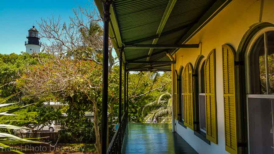 Hemmingway's House at Key West top 10 things to do